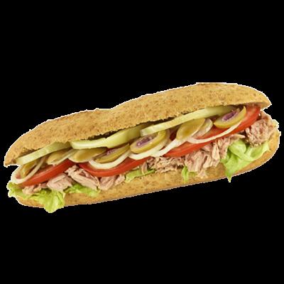 Posni sendvič sa tunjevinom